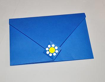 конверт без клея