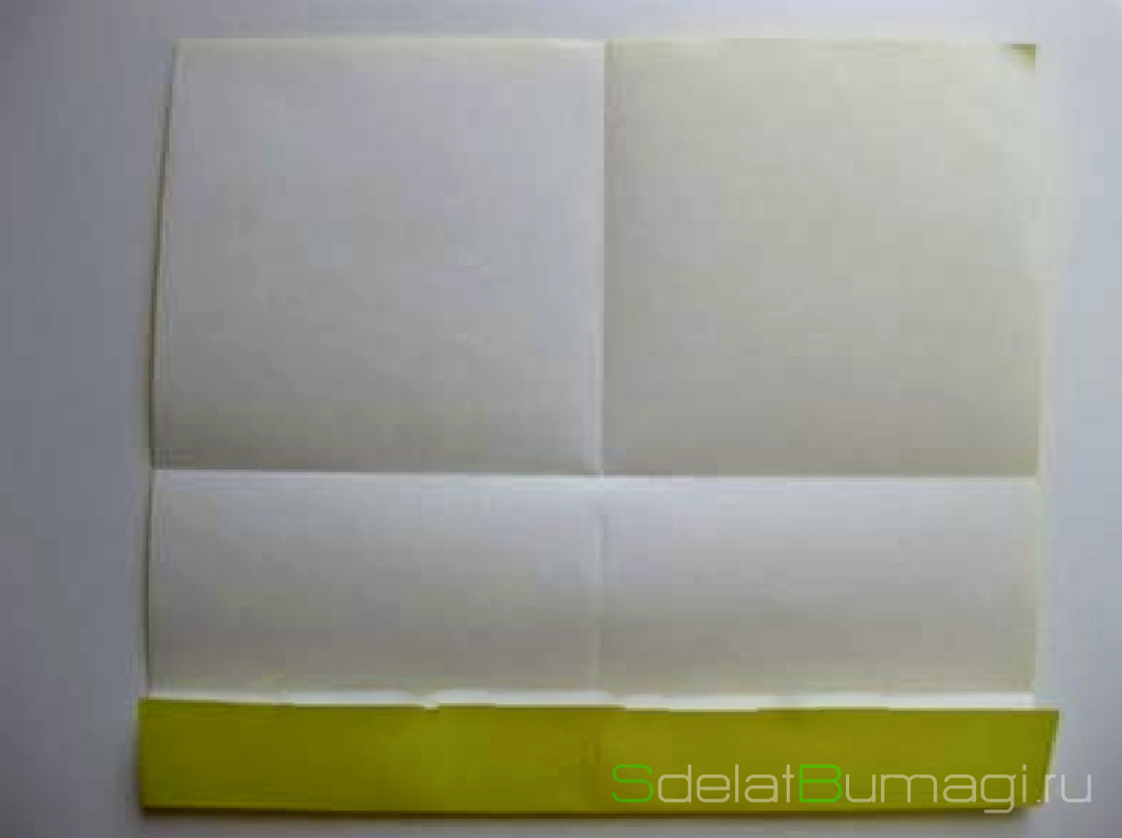 Как сделать из бумаги пирамиду фото