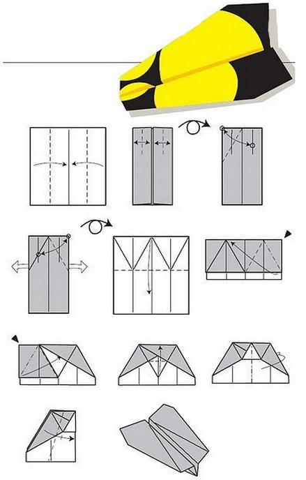Как сделать крутые из бумаги