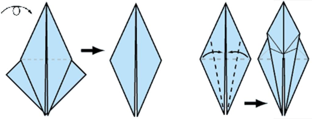 Видео как сделать разные оригами из бумаги